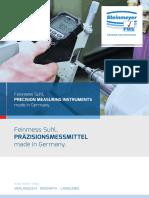 Steinmeyer - Katalog - 2016 D, EN