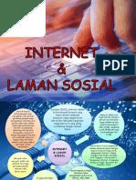 Internet Laman Sosial Presentation