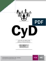 Modulo Adolescencia CYD 2018