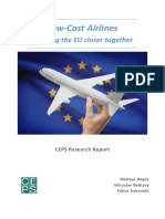 Low-Cost Airlines - Bringing the EU closer together