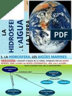 1resotema3 Lahidrosferalaiguadelaterra 131204160710 Phpapp02 (1)