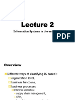 Lecture 2 is in the Enterprise
