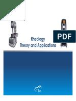 CA 2016 Rheology