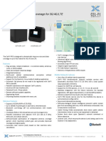 CelFi Pro Datasheet