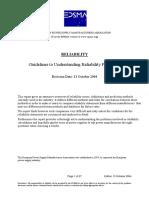 SN29500 IEC61709 Guidance