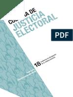 CULTURA DE JUSTICIA ELECTORAL