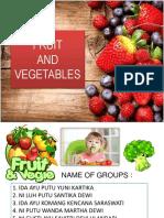 pengenalan buah dan sayur