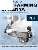 A Simple Guide to Fish Farming in Kenya