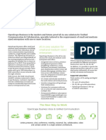 OpenScape Business V2, Data Sheet, Issue 7
