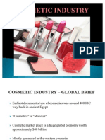 Indian Cosmetic Sector 2007-08