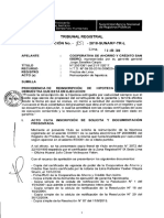 Resolución Nº 851-2018-SUNARP-TR-L
