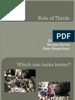 Week3_Rule of Thirds