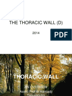 The Thoracic Wall (d)