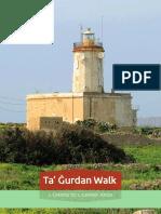 Ta Gurdan Walk