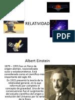 Teoria de La Relatividad