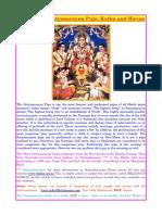 Satyanarayan Puja DIY