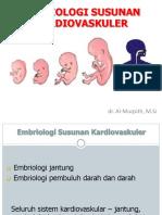 Embriologi Susunan Kardiovaskuler %28dr.muqsith%29