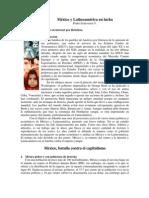 Echeverria Pedro - Mexico y La Ti No America en Lucha