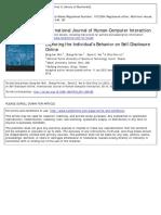 Exploring the IndividualGÄôs Behavior on Self-Disclosure Online