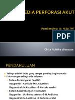 Otitis Media Supuratif Akut Fix