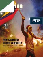 R. Acevedo, L. Cirocco - How Socialism Ruined Venezuela