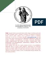 Listă de Cărți În Limba Română 16-05-2018 (Ocult-Ro)