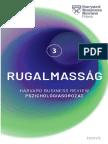 RUGALMASSÁG, HARVARD BUSINESS REVIEW PSZICHOLÓGIASOROZAT III.