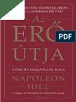 AZ ERŐ ÚTJA - NAPOLEON HILL
