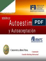 Autoestima y Autoaceptacin