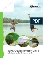 Fluesse Bund Gewaesserreport 2018