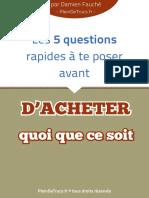 5questionsconsommation Pleindetrucs.fr