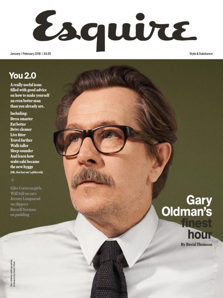 Esquire UK - Jan 18  1be8733c97c1d