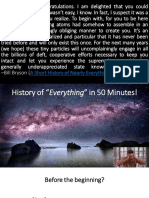 History of Everything I_2018