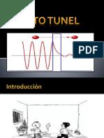 07 Efecto túnel