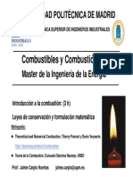 Introduccion Combustion DOSADO