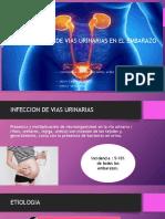 Infeccion de Vias Urinarias en El Embarazo