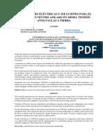 M1_Eficiencia Energética_Protecciones Eléctricas y Soluciones Para El Sistema Con Neutro Aislado en Media Tensión Ante Fallas a Tierra