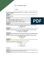 Estudos Disciplinares - DS -9 SEMESTRE