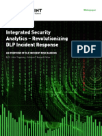 Whitepaper Integrated Security Analytics Revolutionizing Dlp Incident Response En