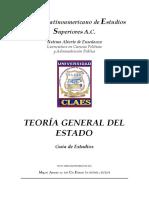 Teoría General Del Estado