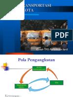 (6)Sistem Transportasi