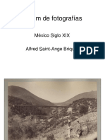 Album de Mexico Por Alfred Saint-Ange Briquet