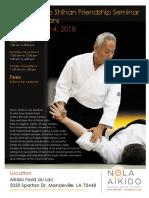 Endo Shihan Friendship Seminar in  New Orleans November 2018 Flyer.pdf