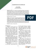 Jurnal Tentang Manajemen Keuangan Sekolah