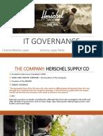 Presentacion It Governance
