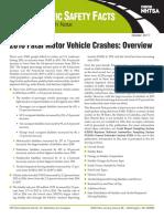 2016 Fatal Motor Vehicle Crashes