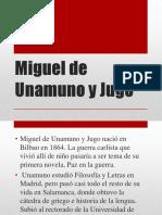 33. Miguel de Unamuno