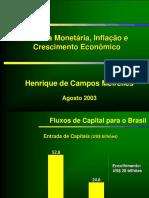 200308PRP-Política Monetária_inflação e Crescimento Econômico-Henrique Meirelles