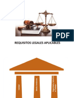 Requisitos Legales Aplicables