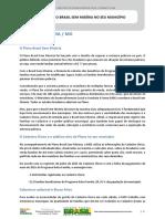 Dados Censo MOEMA - MG; Brazil